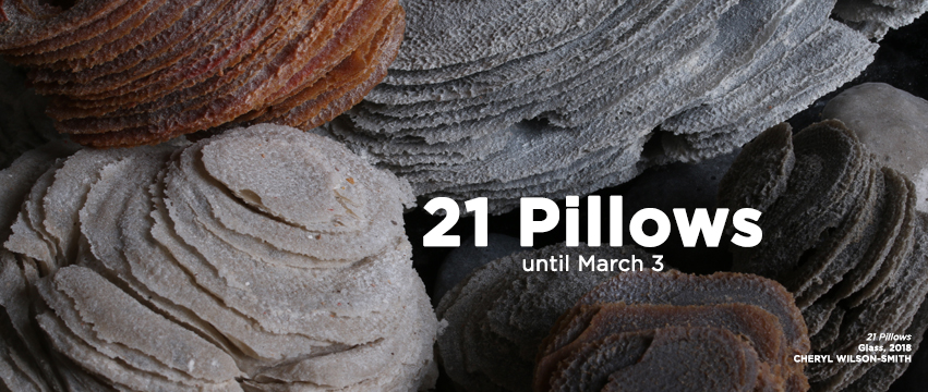 21 Pillows exhibition banner