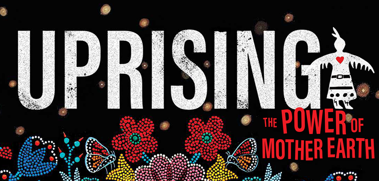 Uprising the power of mother earth banner image