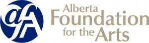 Alberta Foundation of the Arts Logo