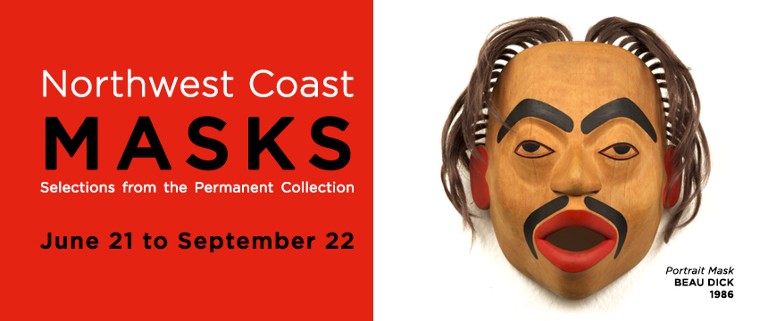 Nortwest Coast Masks