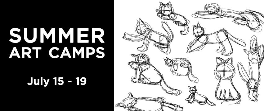 Animalia Summer Art Camp
