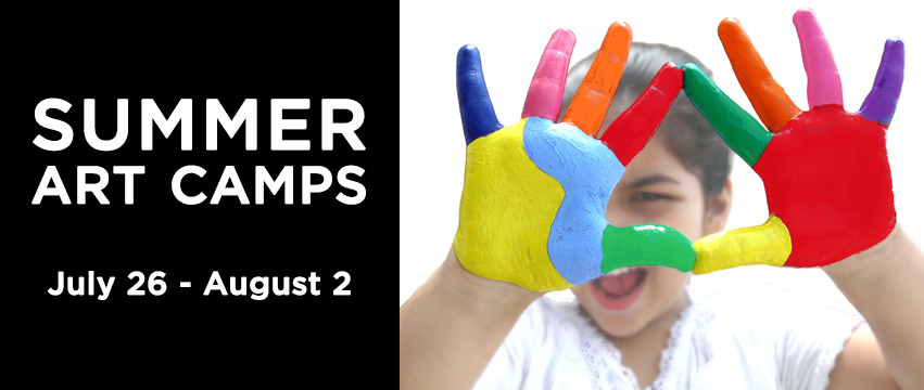 Art Experiments Summer Art Camp