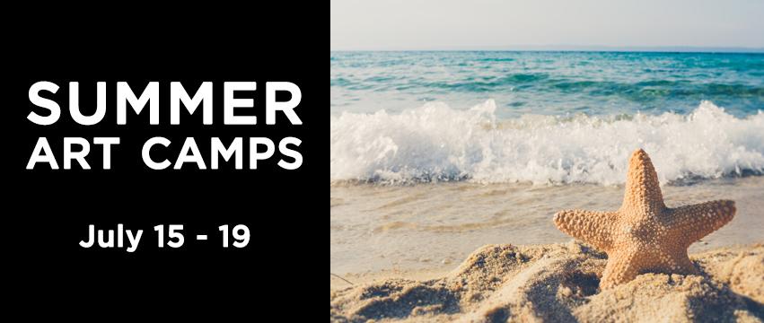 Beach week Summer Art Camp