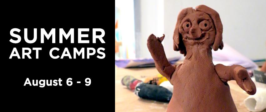 Clay Play Summer Art Camp