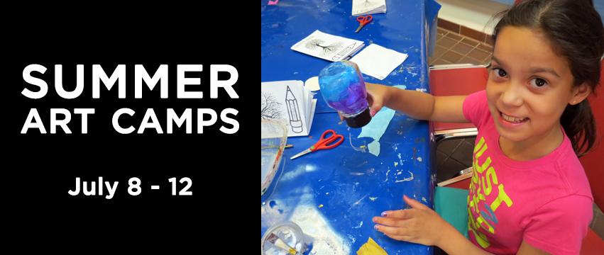 Dare to Design Summer Art Camp