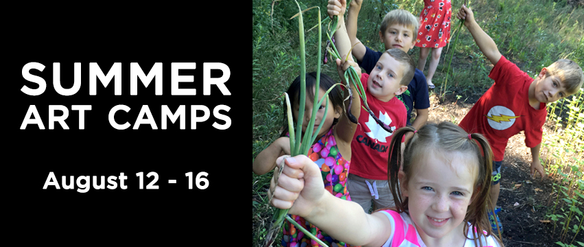 Get Out and create Summer Art Camp