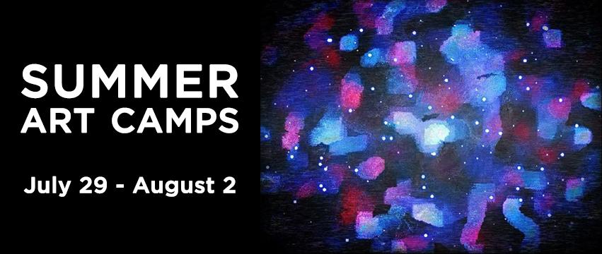Mad Scientist Art Lab Summer Art Camp
