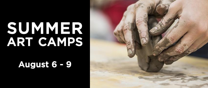 Marvelos Mud Summer Art Camp