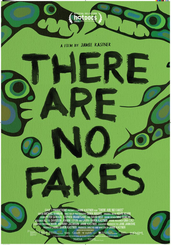 There Are No Fakes Movie Poster