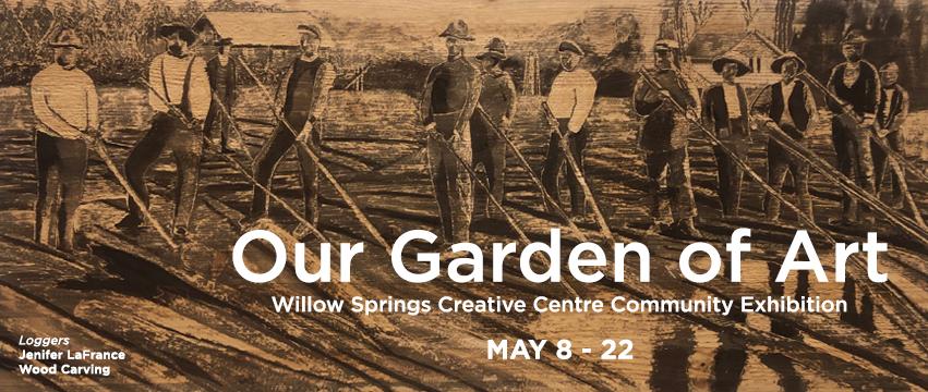 Our Garden of Art Exhibition