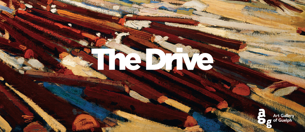 The Drive exhibition banner image
