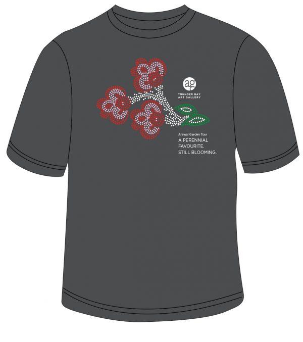 Grey Garden Tour T Shirt Image