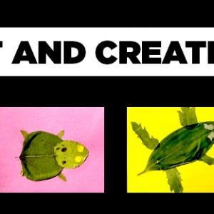 Get Out and Create Summer Art Camp Banner Image