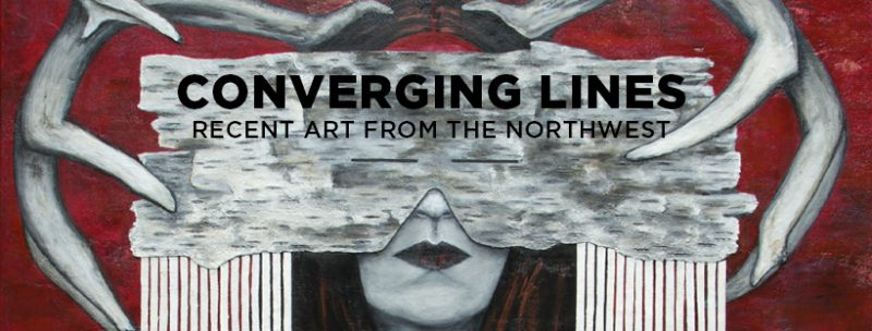 Converging Lines exhibition banner image