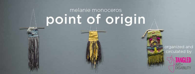 Point of Origin exhibition banner image